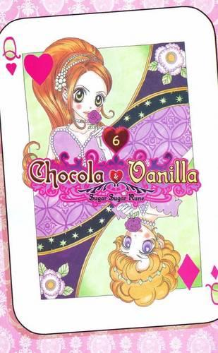 chocolat/vanilla card