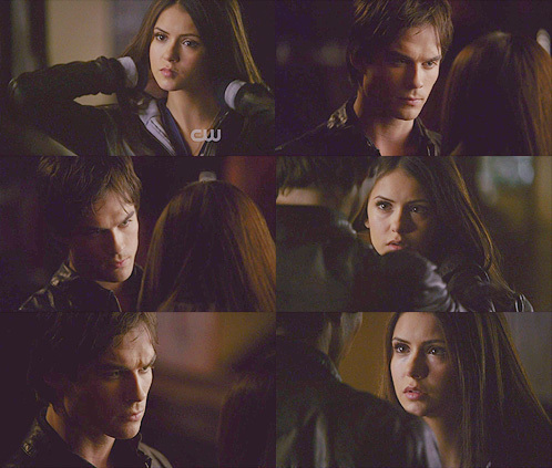 when will damon and elena start dating