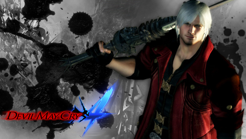 Devil May Cry 4 Images Dante Wallpaper And Background Photos 10531012