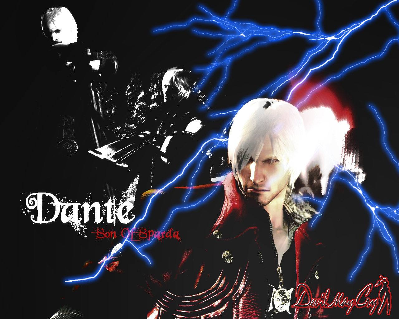 Devil May Cry 4 Gambar Dante Hd Wallpaper And Background Foto 10531028