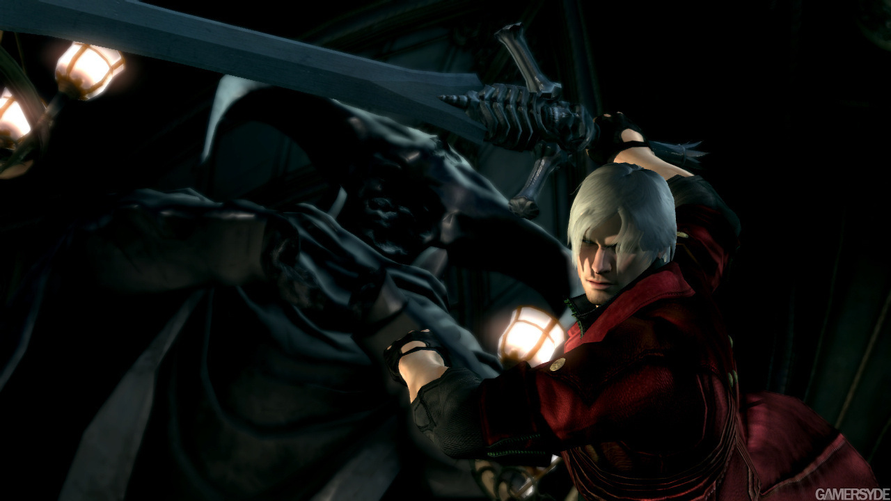 Nero And Dante Devil May Cry 4 Wallpaper Wallpapers Pc