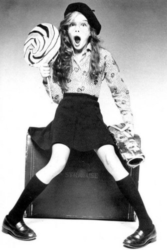 Brooke Shields wallpaper titled early photoshoot
