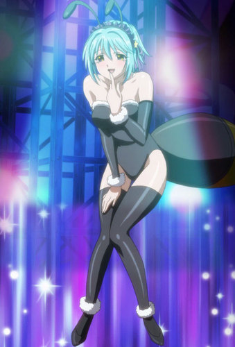 screencap ep 10 - rosario-vampire Screencap