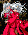 inuyasha _ and kagome ?
