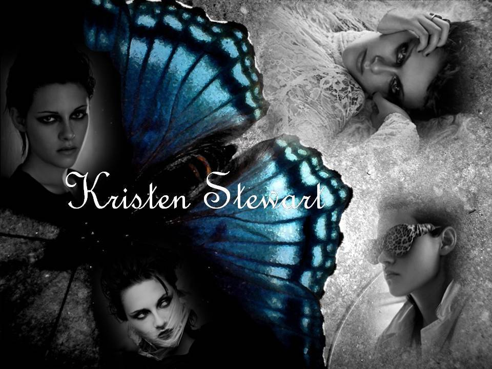 kristen stewart - twilight-series wallpaper