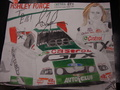 my drawing of ashley force - driving-force fan art