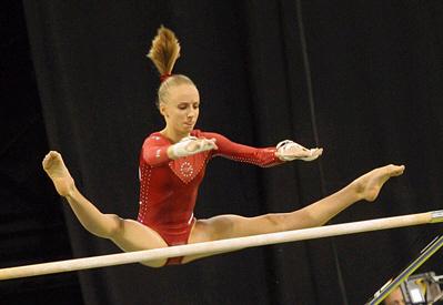 Gymnastics Обои titled nastia liukin