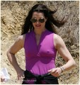 out and about - brooke-shields photo