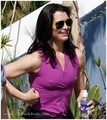 out n about - brooke-shields photo