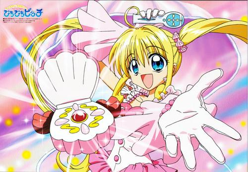 Pichi Pichi Pitch-mermaid melody 壁纸 called pichi pichi pitch