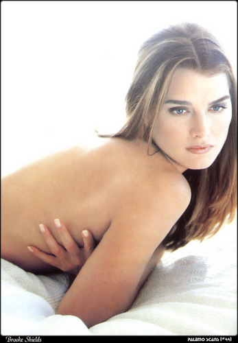 brooke shields wallpaper entitled so purdy