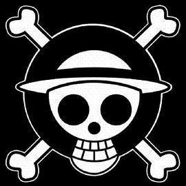 straw hats flag
