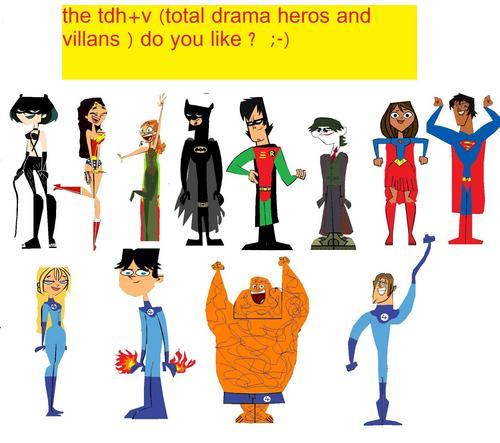 tdi heros (and villans)