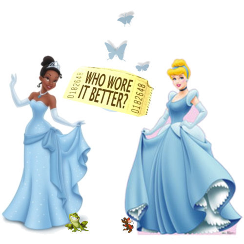The Princess and the Frog wallpaper called tiana fã art