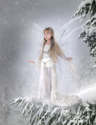 Winter Fairy Pictures