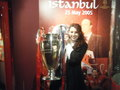 x-missmckena-x With The European Cup @ LFC