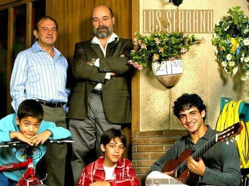 * Los Serrano *