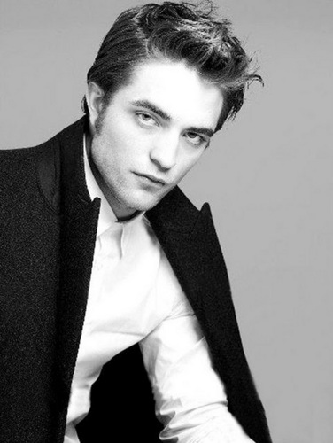 *NEW* Outtake of Rob from the Shining Photoshoot