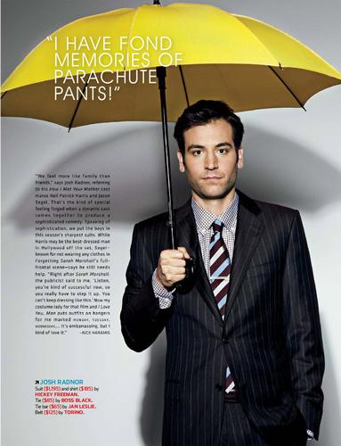 Playboy Magazine (December 2009)
