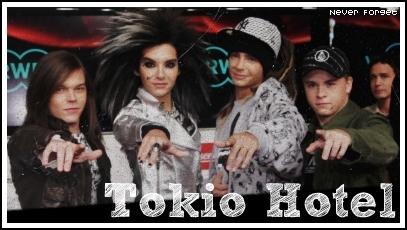 *tokio hotel*