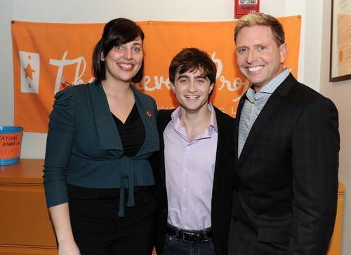 2010: The Trevor Project visit