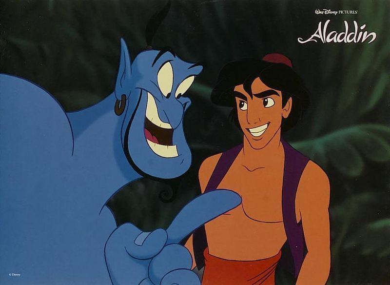 Aladdin - Al... First Nights