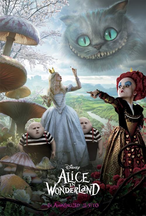 Alice In Wonderland In 3D