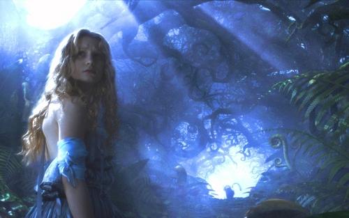Alice in Wonderland (2010) wallpaper called Alice