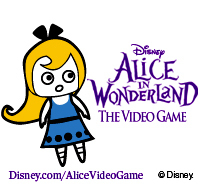 Alice in Wonderland DS