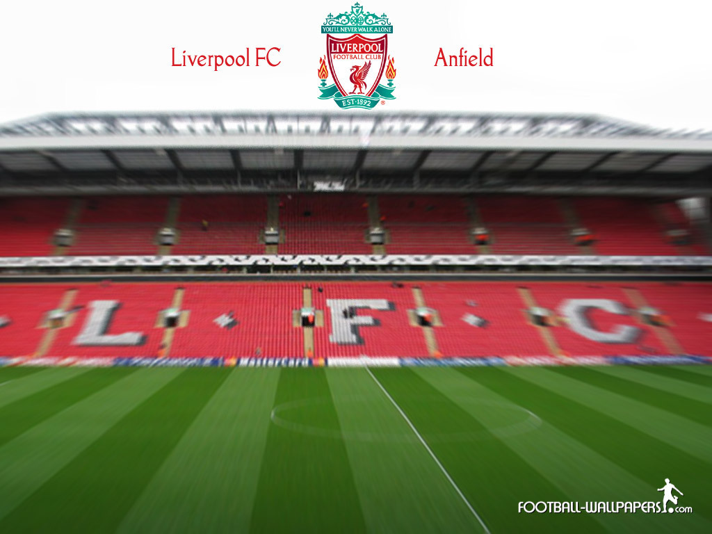 this is anfield liverpool