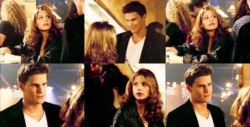 エンジェル and Buffy (S1)