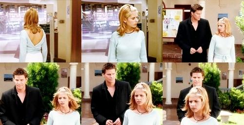 エンジェル and Buffy (S3)