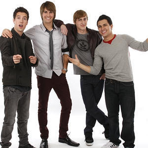 Big Time Rush wallpaper titled BTR