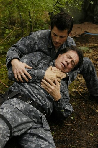 Battlestar Galactica | Bill & Lee Adama