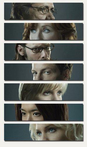 Battlestar Galactica Characters