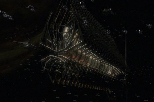 Battlestar Galactica | Cylon Resurrection Ship