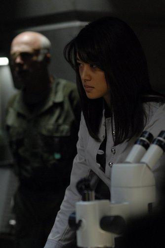 Battlestar Galactica | Sharon & Colonel Tigh
