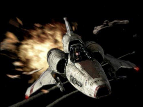 Battlestar Galactica   Production Stills