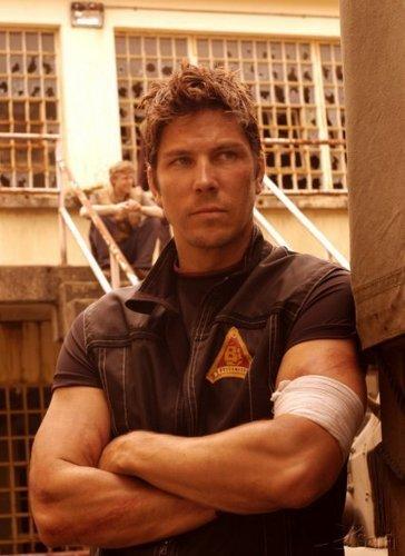 Battlestar Galactica | Sam Anders