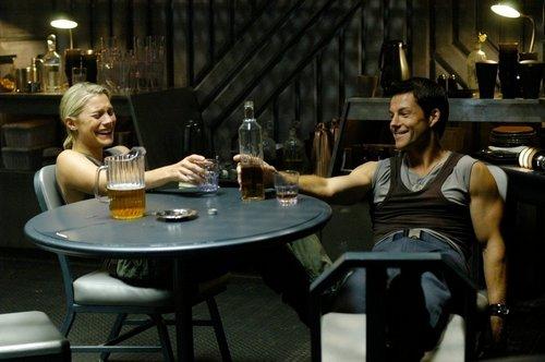 Battlestar Galactica   Starbuck & Apollo