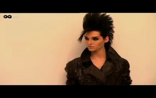 Behind the Scenes of the GQ Shoot (Bill)