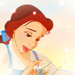 Belle - disney-princess icon