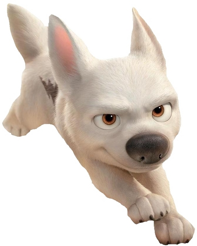 Bolt on White