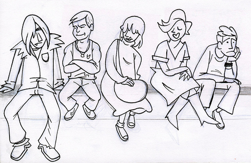 Breakfast Club Drawing - the-breakfast-club Photo