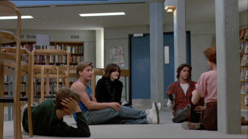 Breakfast club kids