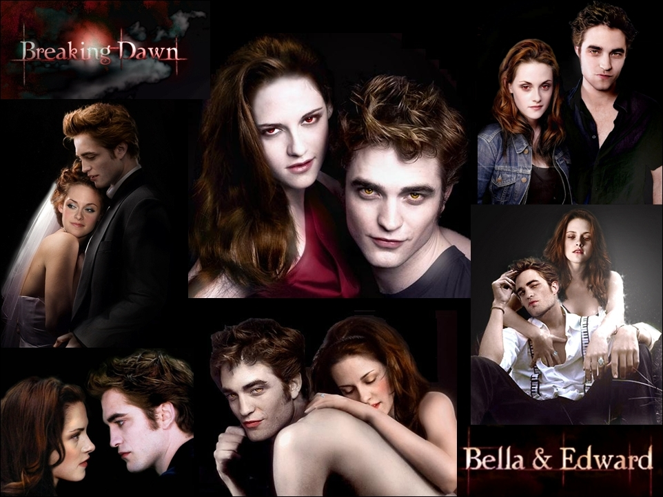 Breaking Dawn Wallpaper - twilight-series fan art