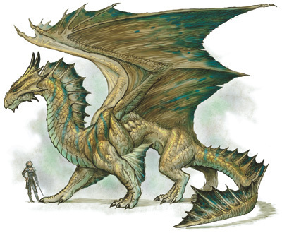 ドラゴン 壁紙 entitled Bronze Dragon