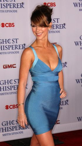 CBS Celebrates Ghost Whisperer 100th Episode