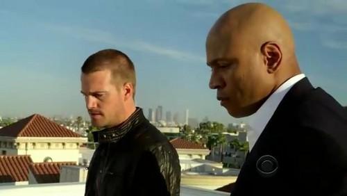 NCIS: Los Angeles Обои titled Callen & Sam