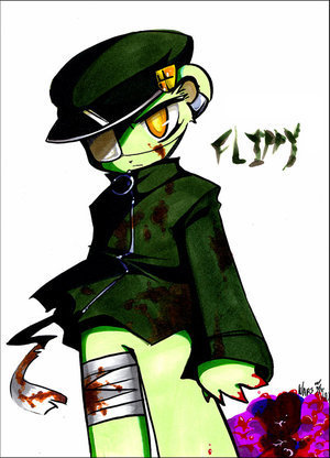 Captin Flippy